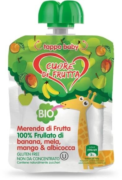 LOGO_Cuore di Frutta - Apple Banana Mango & Apricot