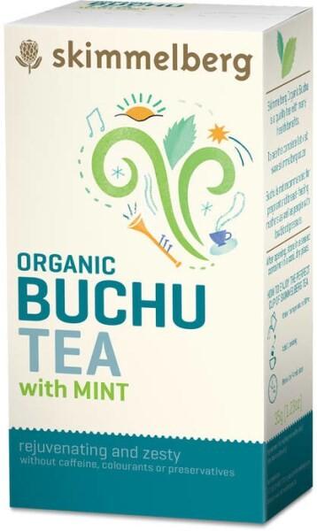 LOGO_Organic Buchu and Mint