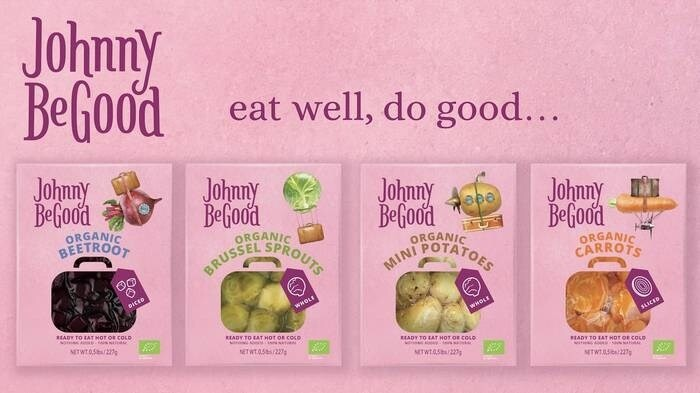 LOGO_Johnny Be Good - BIO Gemüse, sous-vide