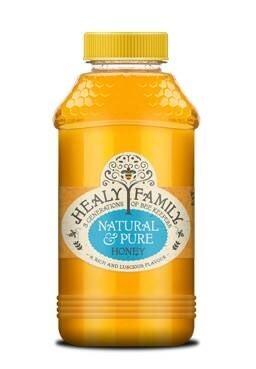 LOGO_Natural & Pure Squeezy Honey