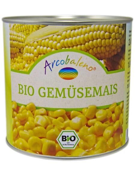LOGO_Bio Gemüsemais 2650g
