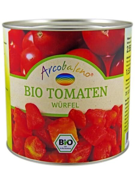 LOGO_Bio Tomaten Würfel 2650g