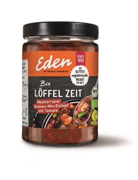 LOGO_Eden - My Veggie Paradise Löffel Zeit