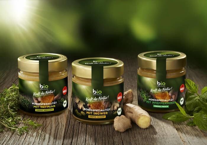 LOGO_biozentrale Honigspezialität