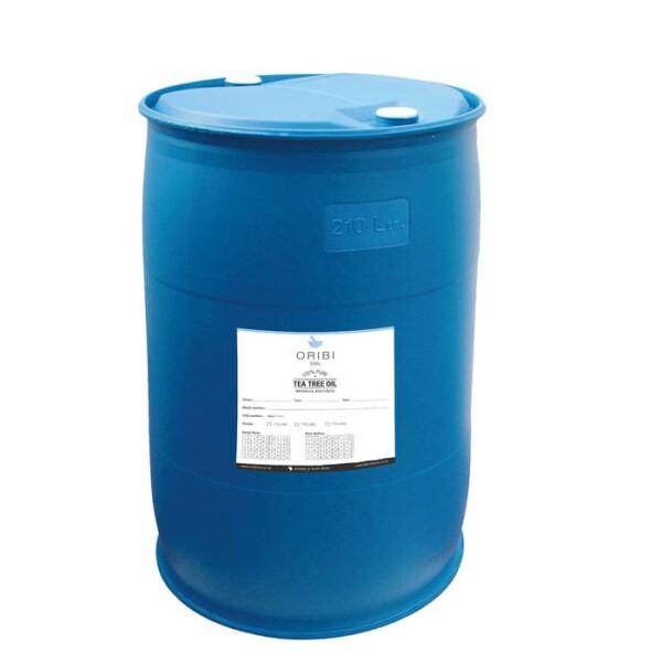 LOGO_Oribi Oils' Tea Tree oil - 210lt drums