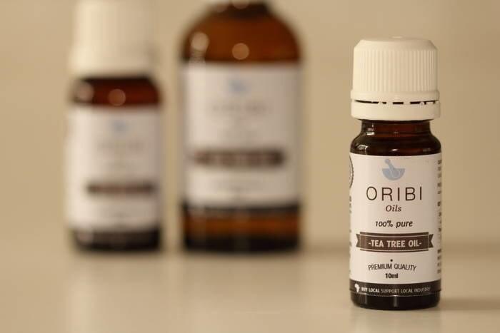 LOGO_Oribi Oils' Tea Tree oil - Retail-sized
