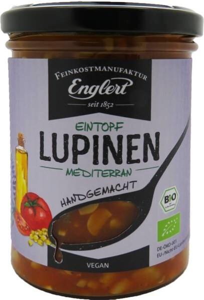 LOGO_Organic mediterrean lupins-pot 390g