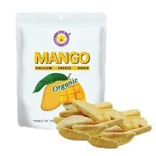 LOGO_Bio Mango - Stücke gefriergetrocknet ( FD Mango Organic ) piece