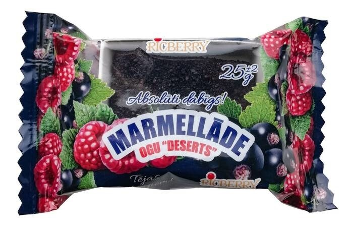 LOGO_Marmelade from natural berries
