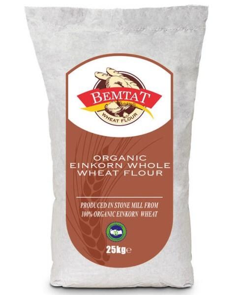 LOGO_Organic Einkorn Whole Wheat Flour