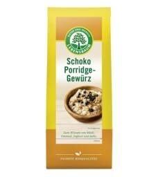 LOGO_Chocolate Spiced Porridge Mix; Classic Spiced Porridge Mix; Turmeric & Orange Spiced Porridge Mix