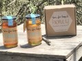 LOGO_Bees For Hope Honey 450gr jar