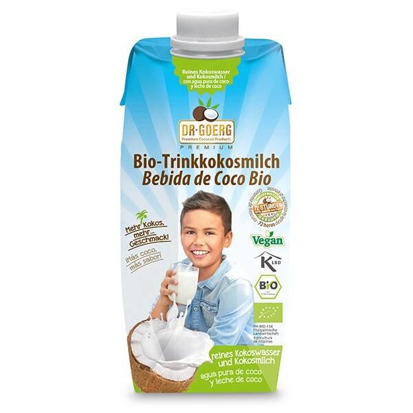 LOGO_Dr. Goerg Premium Bio-Trinkkokosmilch