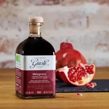 LOGO_Azienda Agricola Giusti - Pomegranate Sweet & Sour Condiment