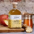 LOGO_Azienda Agricola Giusti - Unfiltered Apple Cider Vinegar with honey and ginger