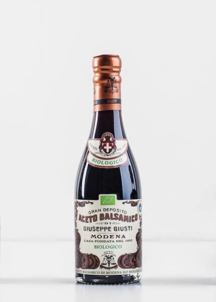 LOGO_Giusti - Organic Balsamic Vinegar of Modena