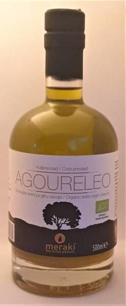 LOGO_Agoureleo Bio Extra Natives Olivenöl