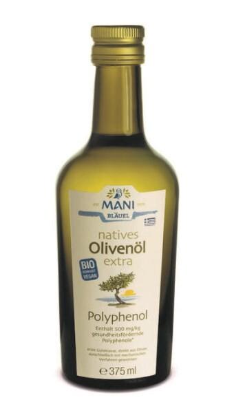 "LOGO_""Polyphenol"" extra virgin olive oil"
