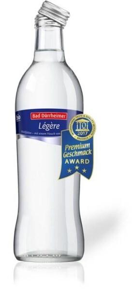 LOGO_Bad Dürrheimer Légère organic mineral water