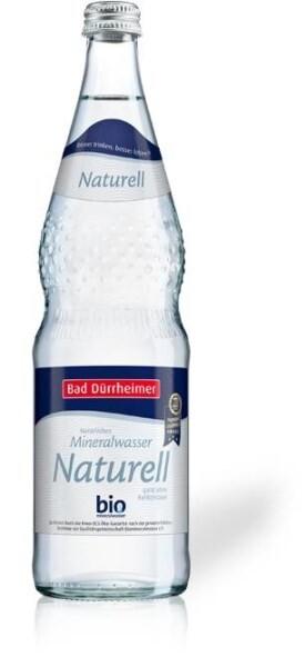 LOGO_Bad Dürrheimer Naturell organic mineral water