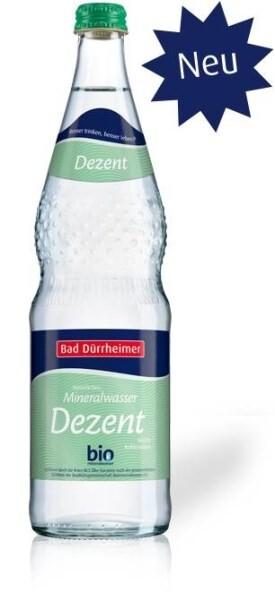 LOGO_Bad Dürrheimer Dezent organic mineral water