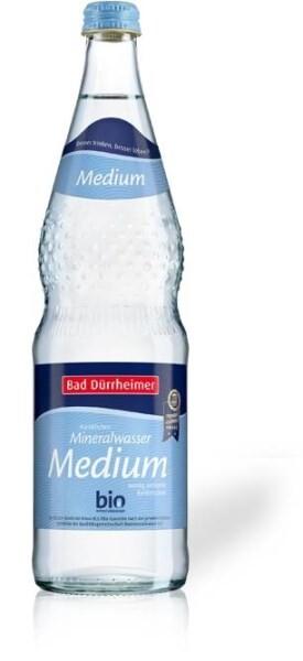 LOGO_Bad Dürrheimer Medium organic mineral water