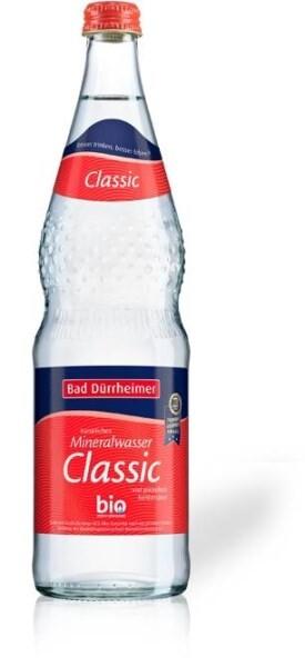 LOGO_Bad Dürrheimer Classic organic mineral water