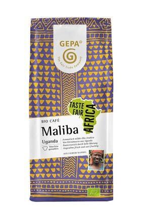 LOGO_Bio Arabica-Kaffee Café Maliba, gemahlen, 250 g