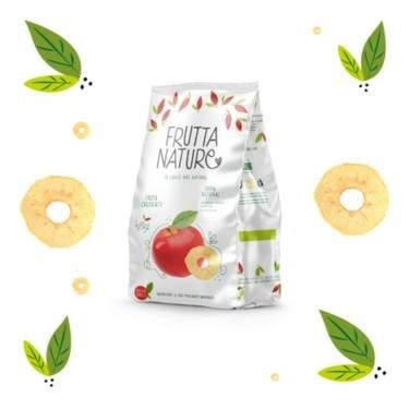LOGO_Frutta Nature Red Apple Chips