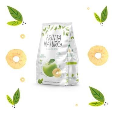 LOGO_Frutta Nature Green Apple Chips