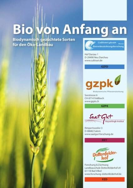 LOGO_Ökologisch gezüchtetes Getreide-Saatgut