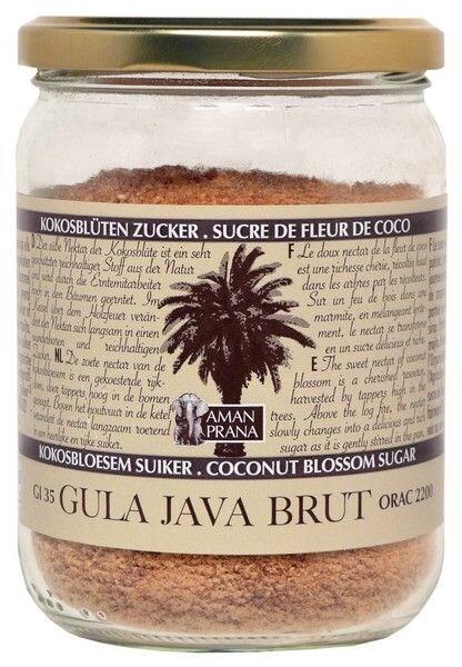 LOGO_Amanprana Gula Java Brut - 310 g + 60 g