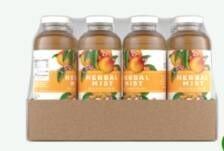 LOGO_Peach Ginger - 12 Pack