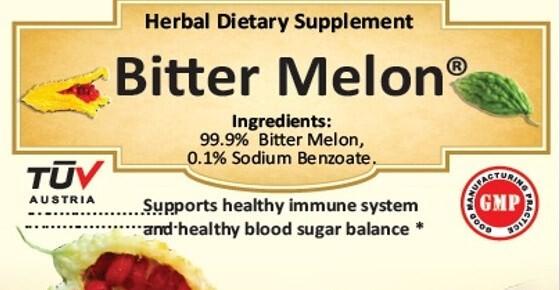 LOGO_Bitter Melon® Food Supplement
