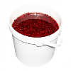LOGO_Fresh WIld Cranberry with water, 20kg plastic bucket