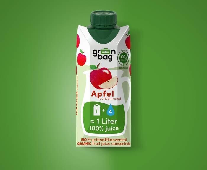 LOGO_Green-Bag organic apple juice concentrate