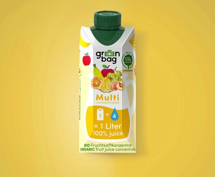 LOGO_Green-Bag organic multifruit juice concentrate