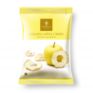 LOGO_Golden Delicious Apple Crisps 40g