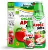 LOGO_100% COLD PRESSED ORGANIC APPLE JUICE