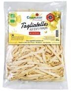 LOGO_ORGANIC Tagliatelle with eggs