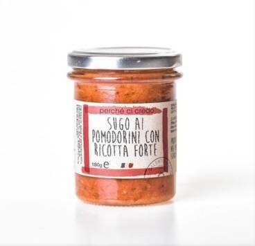 LOGO_Cherry tomato and ricotta cheese sauce
