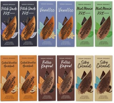 LOGO_Raw Chocolate Bar Collection (15% off RRP)