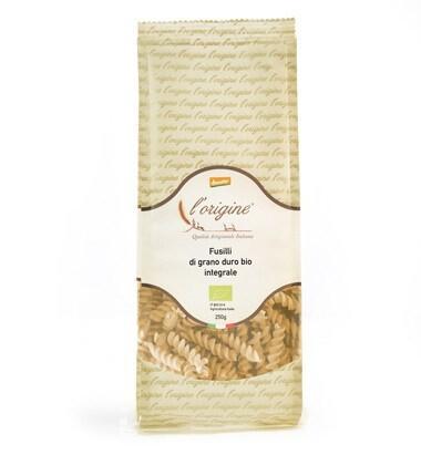 LOGO_Organic - Demeter durum wholewheat Fusilli