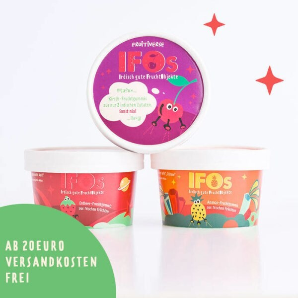 LOGO_3er Set Mix Ananas-Erdbeer-Kirsch-IFOs