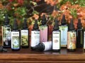 LOGO_Essential oil, Vegetable oil, Cosmetic and therapeutic synergy