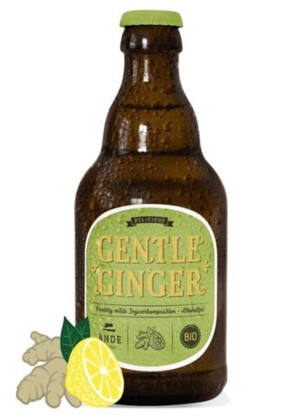 LOGO_Gentle Ginger - Fruchtig milde Ingwerkomposition