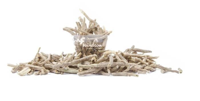 LOGO_Organic Ashwagandha Root (Withania Somnifera)