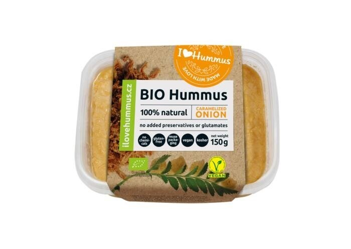 LOGO_Bio Hummus Caramelized Onion