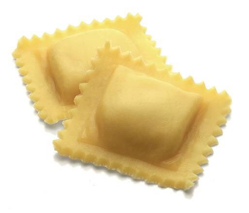 LOGO_Organic Tortelli with Parmigiano Reggiano
