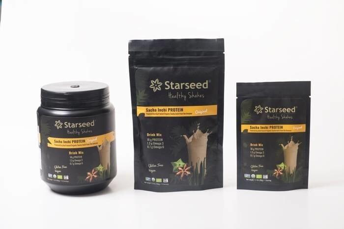 LOGO_STARSEED® HEALTHY SHAKES